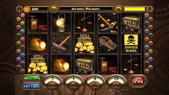 Mega-Casino-Slots-Machine-iPhone-Screen