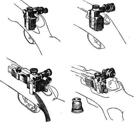 Как сделать диоптрический прицел своими руками 23